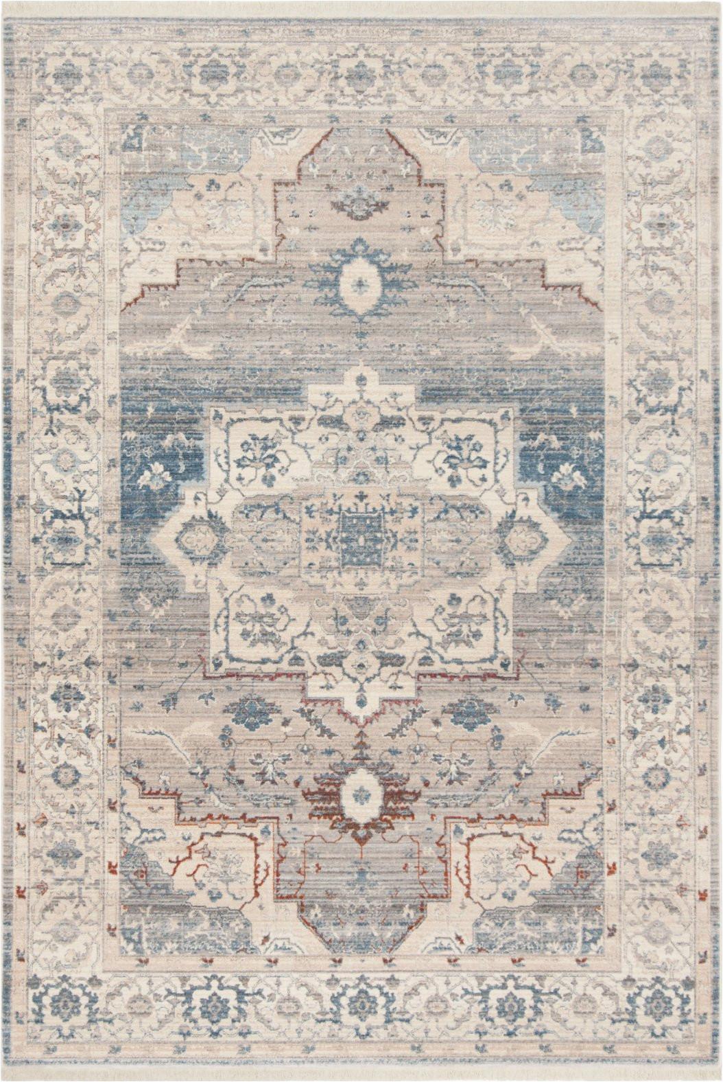 safavieh vintage persian vtp447f grey blue area rug