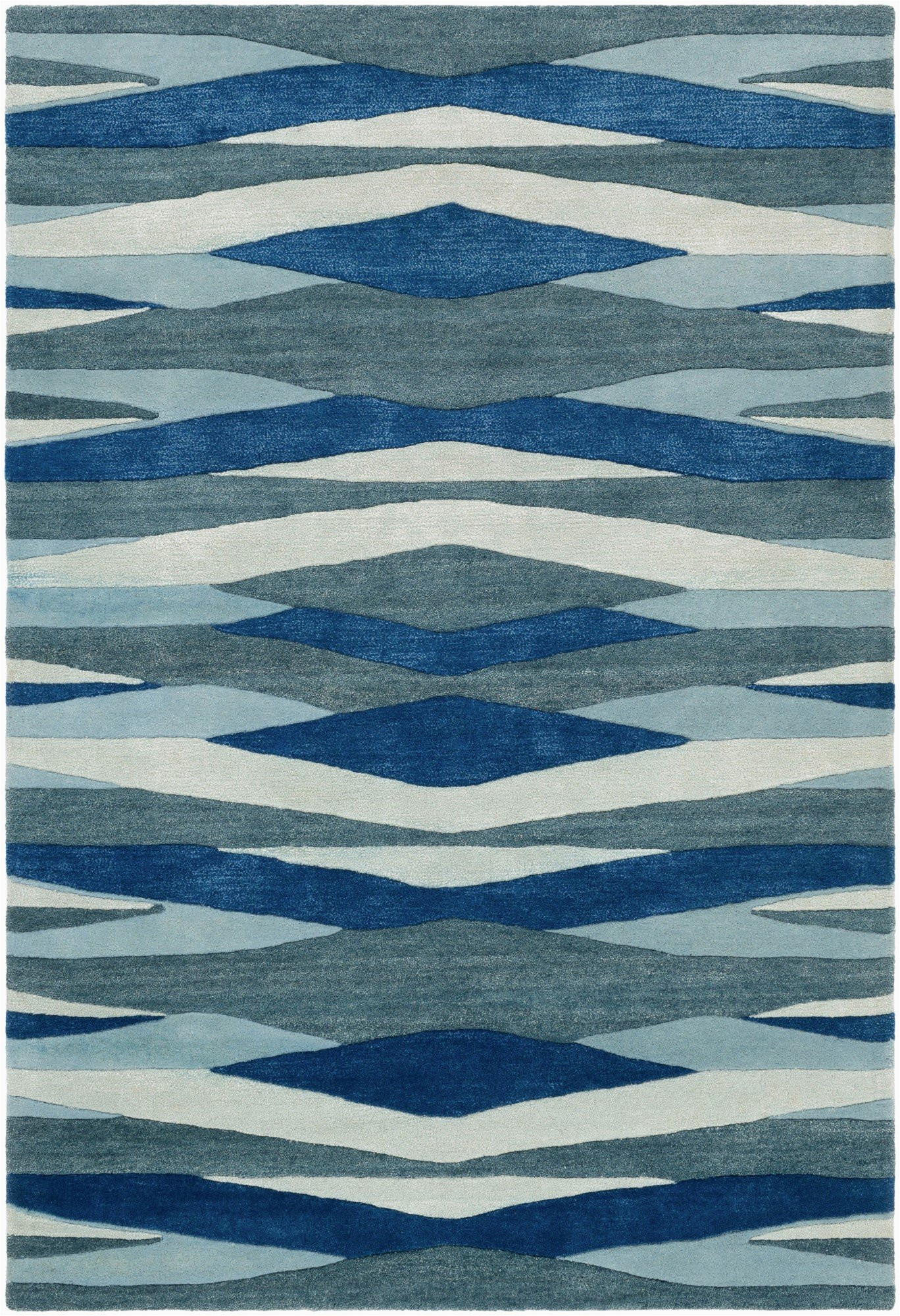 Teal and Blue Rug Surya Artist Studio Art 253 area Rugs