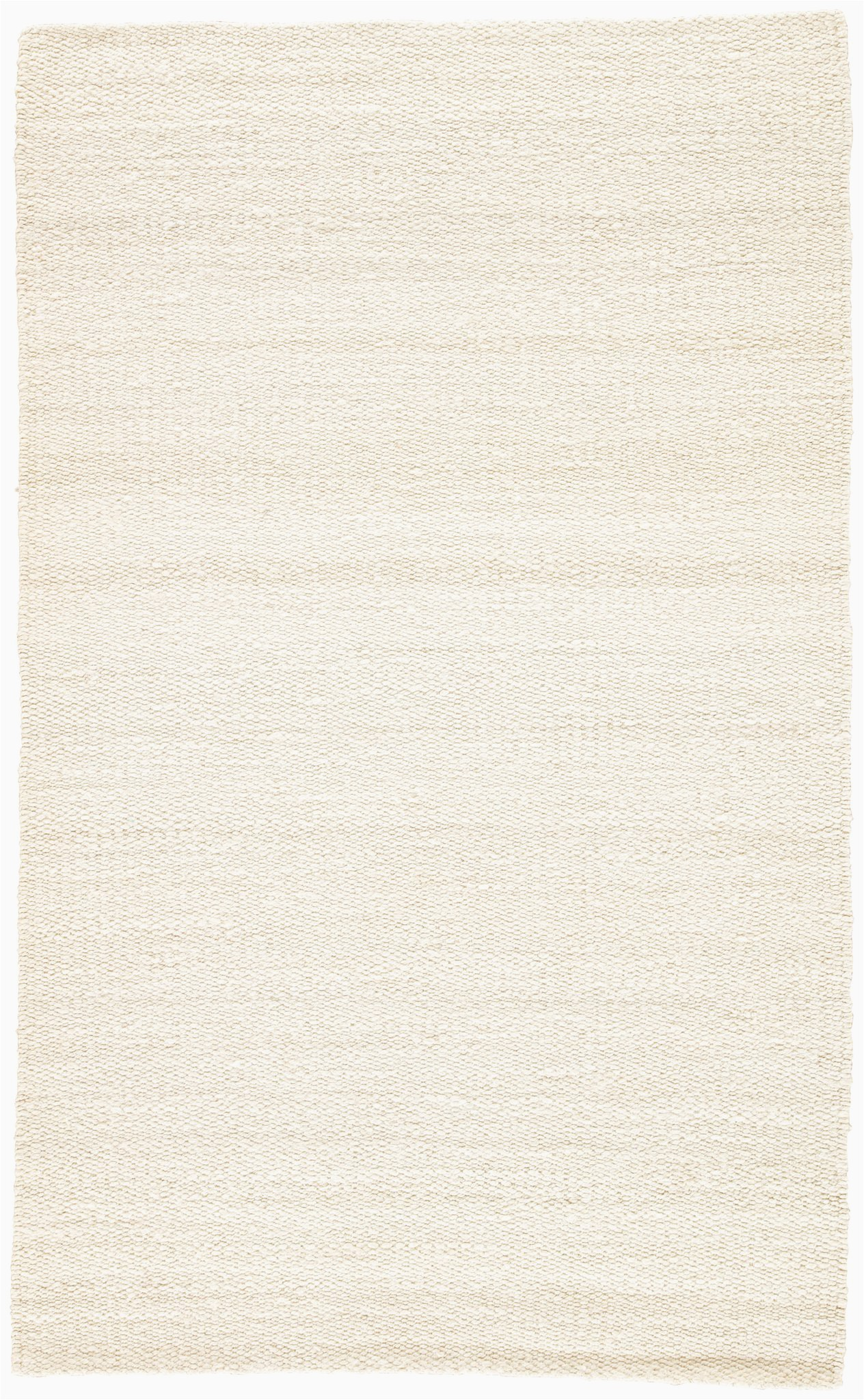 White solid Loomed area Rug Hutton Natural solid White area Rug – Burke Decor