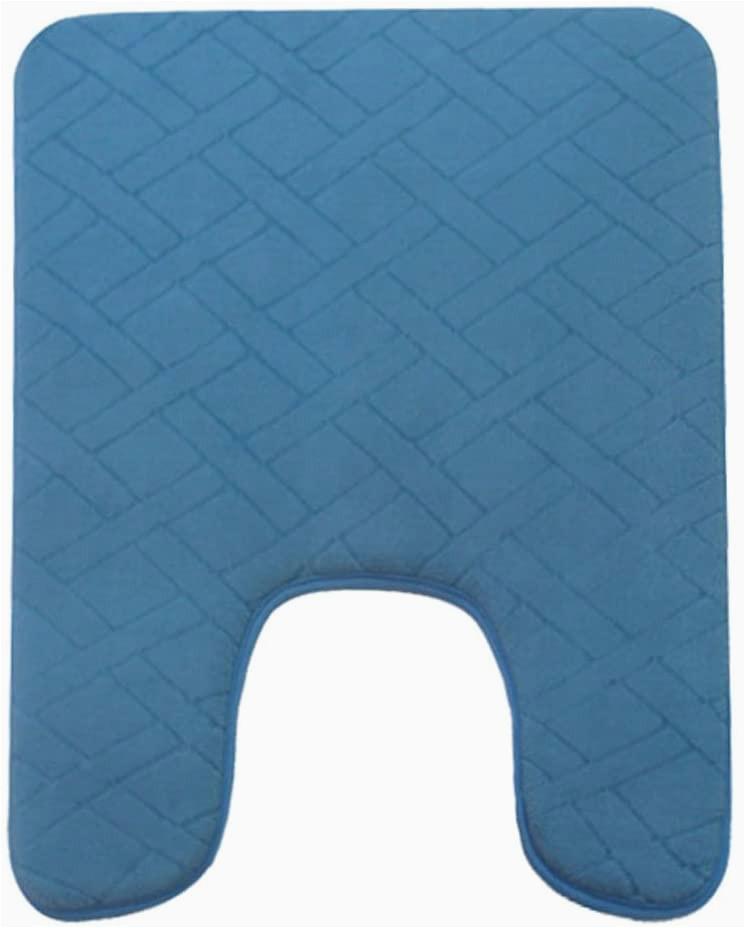 Bath Rugs that Absorb Water Amazon Com Non Slip Water Absorbing Memory Foam Bedroom