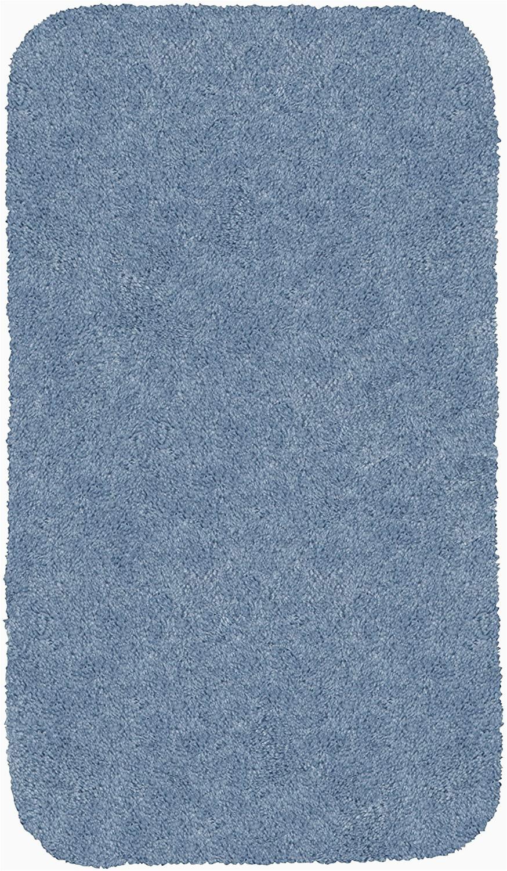 Blue Bath Rug Sets Mohawk Home Y3199 520 024040 Ec Bath Mat 20 X 34 Wedgewood