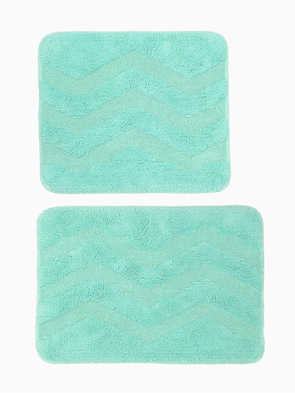 171b7e86 80c8 4164 918d 99a2f1a8e8801542616776285 saral home turquoise blue cotton bath rug contour 2161542616776153 2 1080x