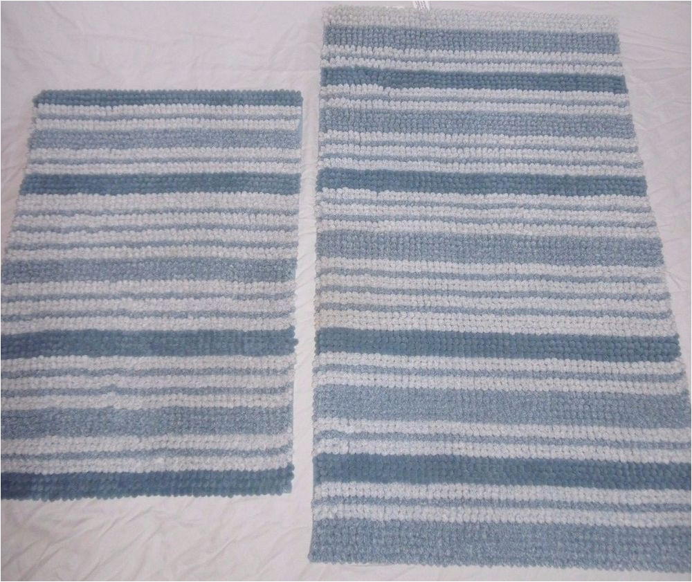 Country Living Bath Rugs 2 Piece Cushioned Spa Bath Rug Set town Country Living
