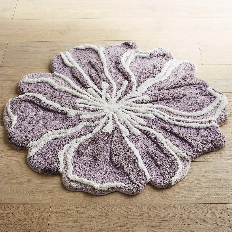 flower shaped 3 round bath rugcgidbathroom rugs
