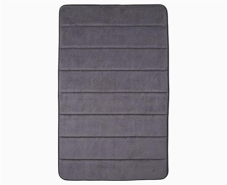 target memory foam bath mat grey 6367055