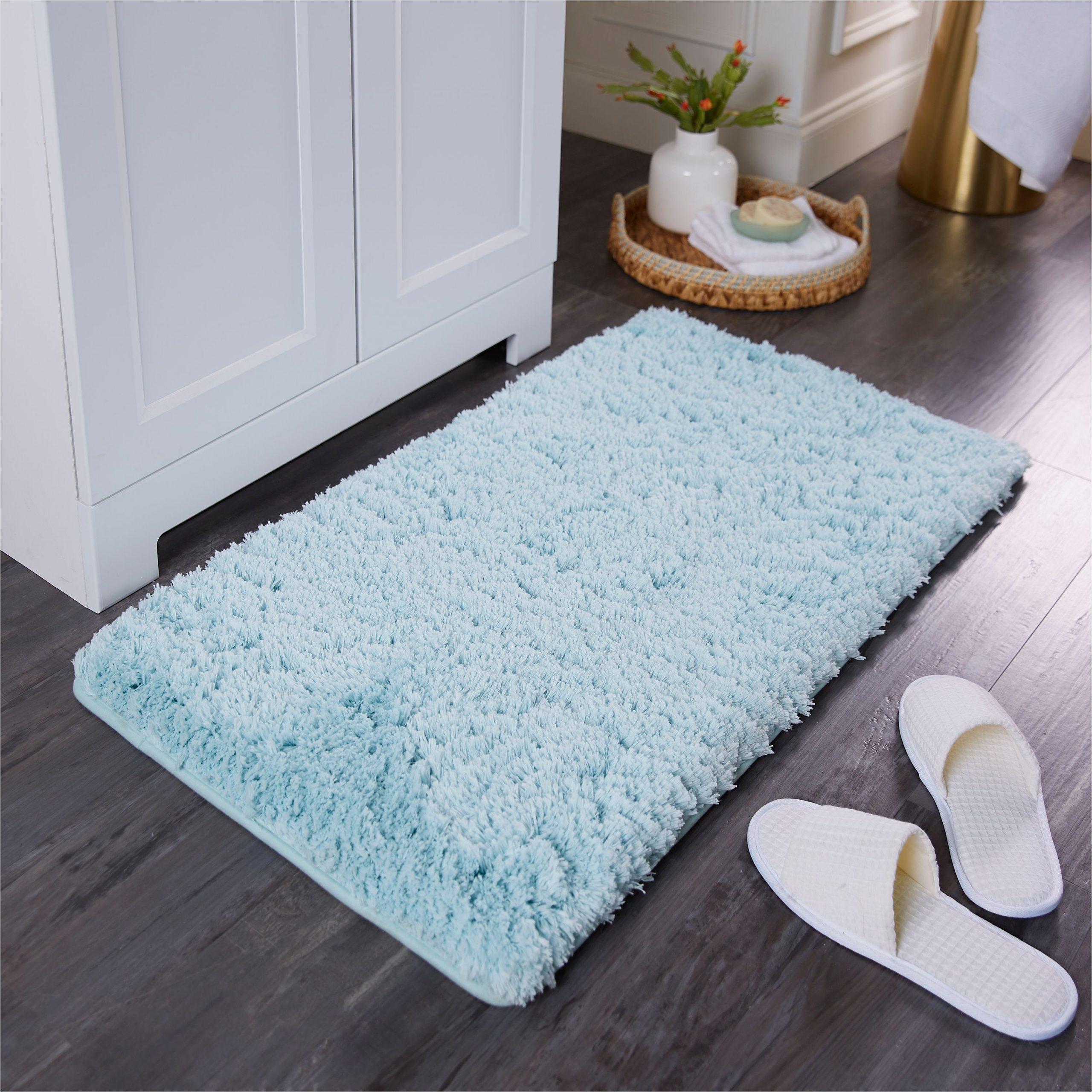 Walmart Memory Foam Bath Rugs Hotel Style Ultra Plush soft Memory Foam Bath Rug Light