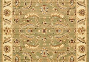 10 by 10 Square area Rugs Bridgeport Home Passage Psg1 Green 10 X 10 Square area Rug
