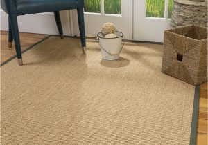 10 by 10 Square area Rugs Natural area Rugs Studio Custom Sisal Rug 10 Square Green Border