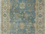 "10 by 20 area Rugs 8 10"" X 20 3"" Handmade oriental Oushak Wool area Rug"