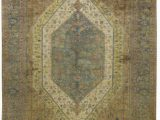 "10 X 11 area Rug E Of A Kind Magnolia Handwoven 11 10"" X 18 Wool Brown area Rug"