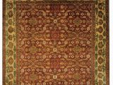 "10 X 11 area Rug Old World Kerman 8 10"" X 11 8"" Handmade area Rug"