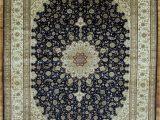10 X 12 area Rugs Amazon Amazon Tabriz Handmade Rug 10×12 Navy Blue Traditional