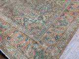 10 X 16 area Rug 10×16 Semi Antique Authentic oriental area Rug Wool Rug