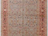 """10 X 17 area Rug Peshawar Hand Knotted area Rug 10 2"""" X 17 7"""""""