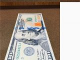 100 Dollar Bill area Rug Rugs & Carpets area Rugs New E Hundred Dollar 100 Bill