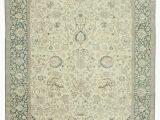 10×12 area Rugs Near Me 10×12 Beige Turkish Vintage Wool area Rug