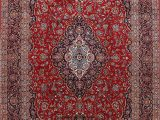 11 by 13 area Rugs Amazon Floral Traditional Red Wool area Rug oriental