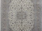 11 by 13 area Rugs Amazon Persian Knot Ivory Handmade Rug Signed 10 X 13