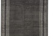 """11 by 13 area Rugs E Of A Kind Lori Hand Knotted Brown 9 10"""" X 13 11"""" area Rug"""