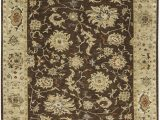 "11 by 14 area Rugs E Of A Kind Ziegler Handwoven 11 11"" X 14 9"" Wool Brown Beige area Rug"