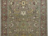 """11 X 17 area Rugs E Of A Kind Cornwall Handwoven 11 11"""" X 17 9"""" Wool Brown area Rug"""