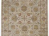 """11 X 17 area Rugs E Of A Kind Mountain Crown Hand Knotted Beige 11 11"""" X 17 6"""" Wool area Rug"""