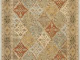 11 X 17 area Rugs Safavieh Heritage Collection Hg316c Handcrafted Traditional oriental Light Blue and Light Brown Wool area Rug 11 X 17