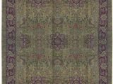 "11 X 18 area Rug E Of A Kind Hand Knotted Beige 11 11"" X 18 2"" area Rug"