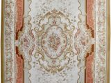 12 X 12 area Rugs for Sale European Aubusson Rug Wool 12 X 18 N29