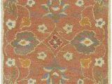 12 X 12 area Rugs for Sale Surya Caesar 3 X 12 Hand Tufted Wool Runner Rug In orange