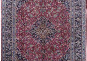 12 X 13 area Rug Amazon Wool On Cotton Raspberry Red Handmade area Rug