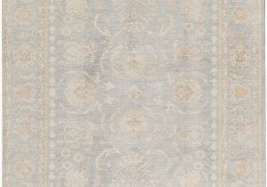 """12 X 13 area Rug E Of A Kind Hand Knotted Beige 12 X 14 6"""" Wool area Rug"""