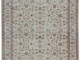 "13 by 15 area Rugs E Of A Kind Ziegler Hand Knotted 10 X 13 6"" Wool Beige area Rug"