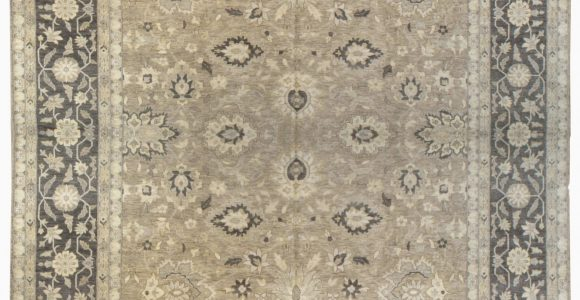 13 X 20 area Rugs E Of A Kind Hand Knotted Gray 13 X 20 Wool area Rug