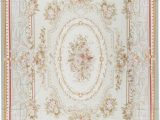 "14 X 20 area Rug E Of A Kind Aubusson Renaissance Hand Knotted Beige 14 X 20 1"" Wool area Rug"