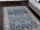 15 X 20 area Rugs Unique Loom Traditional 13 Feet by 20 Feet 13 X 20 Narenj Blue area Rug
