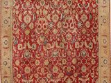 """16 X 20 area Rugs E Of A Kind Indian Hand Knotted before 1900 Agra Gold 16 7"""" X 20 10"""" Wool area Rug"""