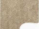 """17 X 24 Bathroom Rugs Maples Rugs Colorsoft Non Slip Washable & Quick Dry soft Bathroom Rugs [made In Usa] 17"""" X 24"""" Clay Beige"""