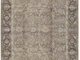 """2 by 3 area Rugs E Of A Kind Chantel Hand Knotted Brown 9 2"""" X 12 3"""" area Rug"""