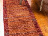 2 X 6 area Rugs Terracotta 2 X 6 Harvest Runner Rug