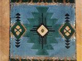 24 X 40 area Rug Amazon southwest Native American Indian Design Cr18