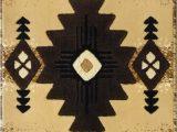 24 X 40 area Rug Buy south West Native American Door Mat area Rug Design C318