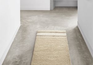 24 X 60 area Rugs Vcny Home Aiden Jacquard Chenille Noodle Bath Runner 24 X 60 Taupe Walmart