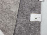 "24 X 64 Bath Rug New Pottery Barn Pb Classic Loop Medium 21"" X 34"" Bath Mat Rug Gray Mist"