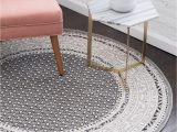 3 Ft Round area Rugs soho Gray 3 Ft Round area Rug In 2020