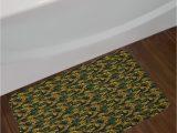 """30 X 72 Bath Rug Dragonfly Bath Mat for Bathroom Home Kitchen Plush Non Slip Mat 29 5"""" X 17 5"""""""