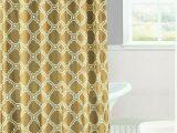 """30 X 72 Bath Rug Elegant 4pc Set Bathroom Trellis Morocco Honey Pattern Taupe Rug softy Washable Includes 1 Bath Mat 18""""x 30"""" 1 Bath Mat 17""""x 17"""" 12 Fabric Covered"""