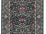 "36 X 36 area Rug E Of A Kind oriental Hand Knotted Runner 2 6"" X 36 Wool Beige Rust area Rug"