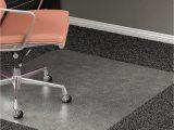"36 X 48 Bathroom Rug Realspace™ All Pile Studded Chair Mat 36"" X 48"" Clear Item"