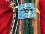 """36 X 60 area Rug 36""""x 60"""" Handwoven Multi Color Scatter area Accent Rug Boho Chic Colors Vary"""
